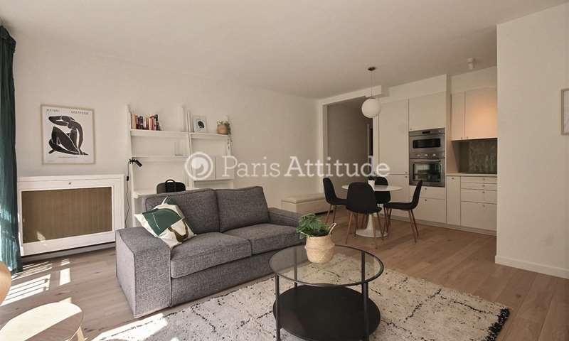 Rent Apartment 2 Bedrooms 59m² rue Rennequin, 75017 Paris