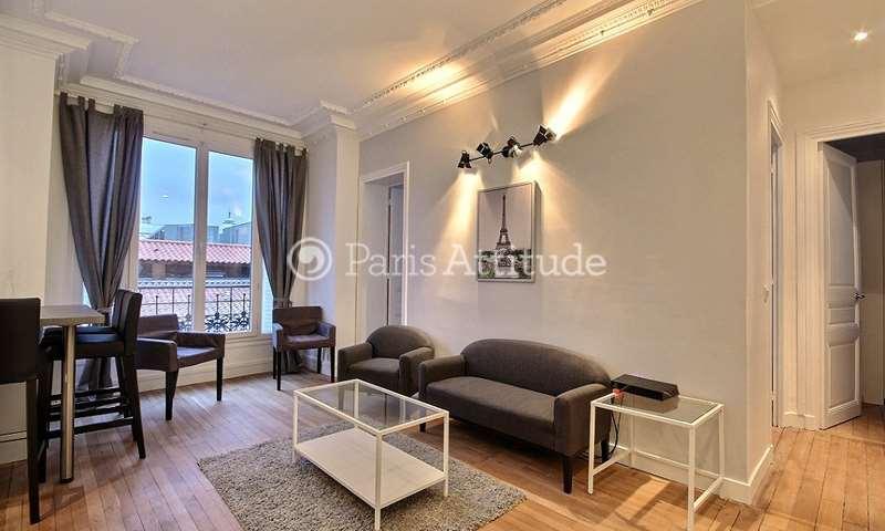 Location Appartement 2 Chambres 64m² rue Clement, 75006 Paris