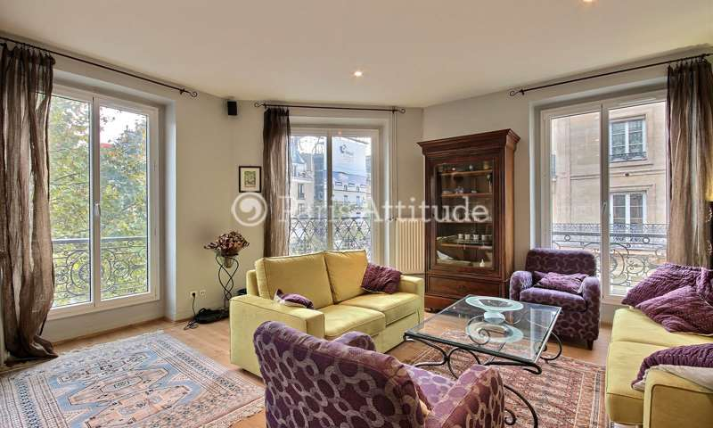 Rent Apartment 2 Bedrooms 70m² rue Rambuteau, 1 Paris