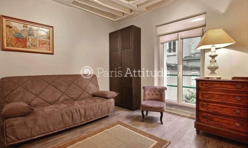 Location Appartement Studio 20m² rue de Javel, 15 Paris