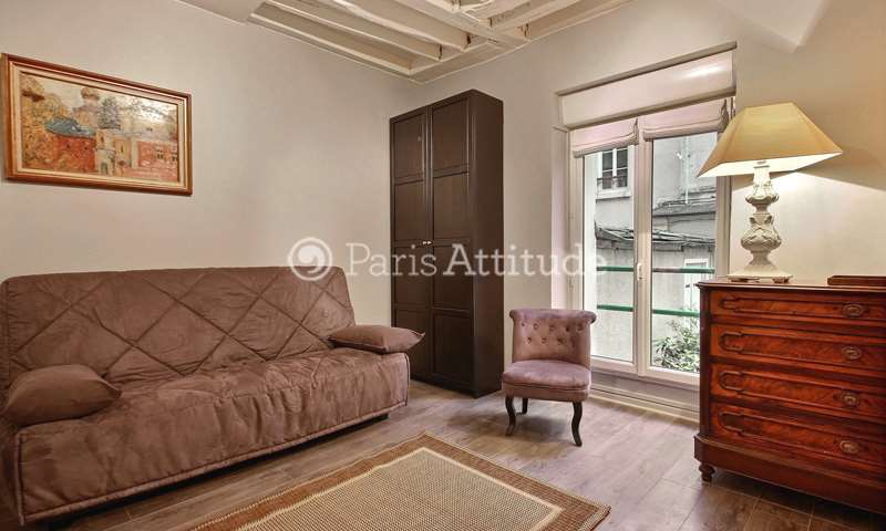 Rent Apartment Studio 20m² rue de Javel, 15 Paris