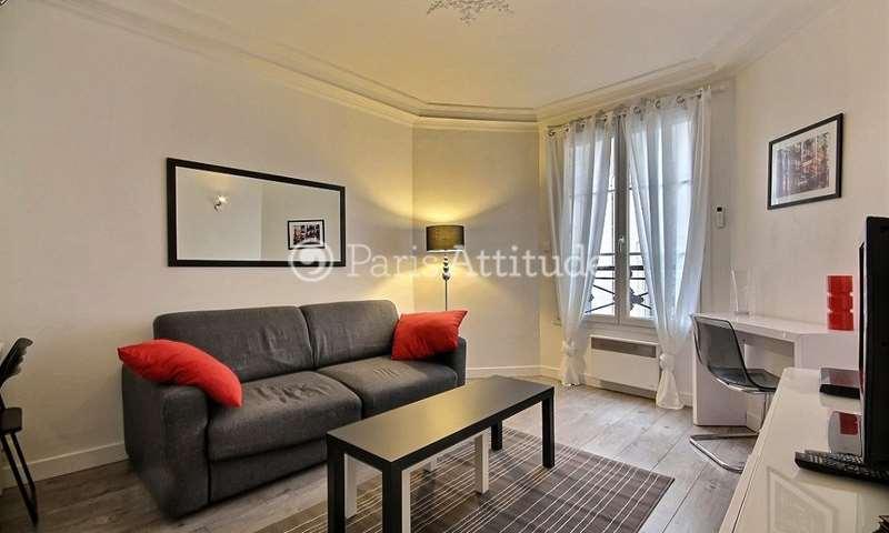 Rent Apartment Studio 25m² rue Vivienne, 2 Paris