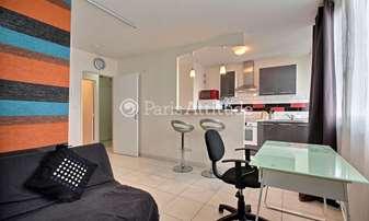 Rent Apartment Studio 30m² Villa d Este, 13 Paris