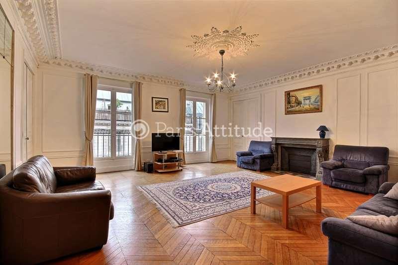Aluguel Apartamento mobiliado 3 quartos 155m² rue Rougemont, 75009 Paris