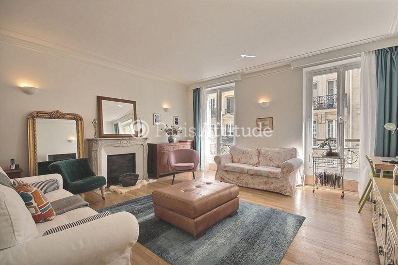 Louer Appartement meublé 2 Chambres 78m² rue Berthollet, 75005 Paris