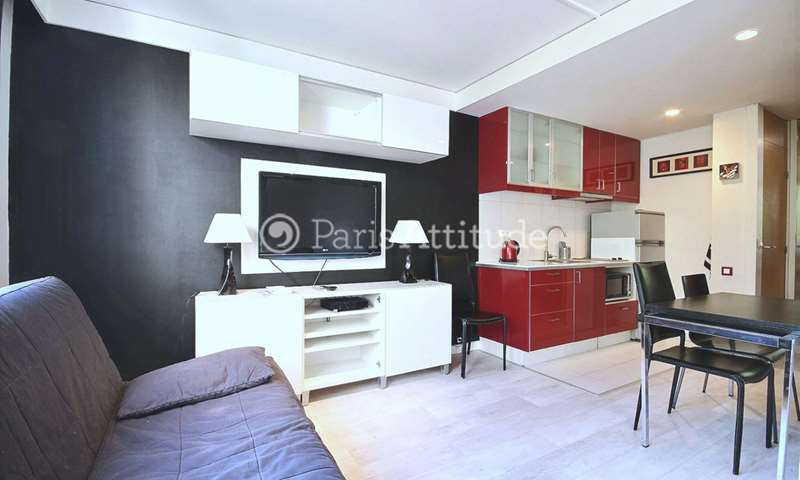 Rent Apartment 1 Bedroom 33m² rue d Oradour Sur Glane, 75015 Paris
