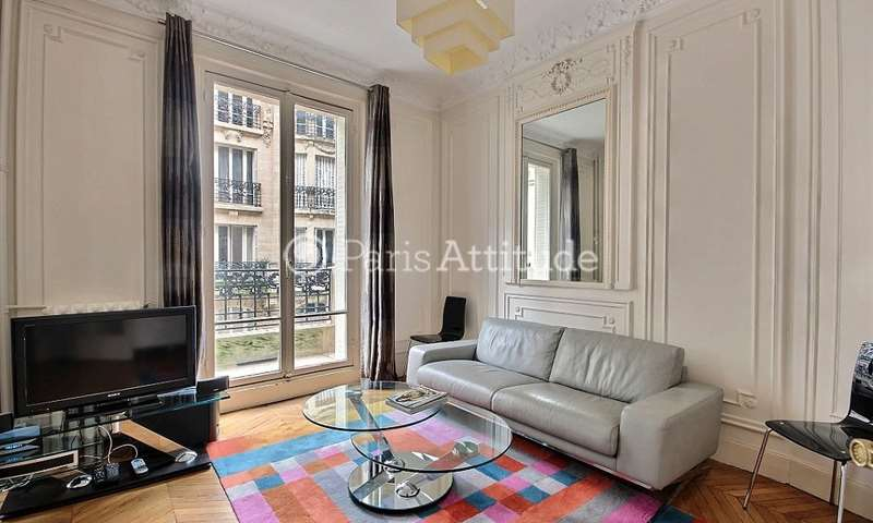 Rent Apartment 1 Bedroom 55m² rue Raynouard, 75016 Paris