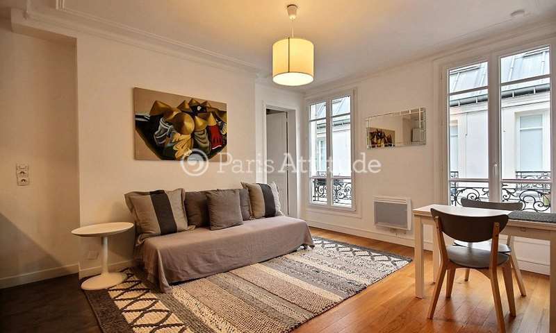 Rent Apartment 2 Bedroom 60m² rue des Vinaigriers, 75010 Paris