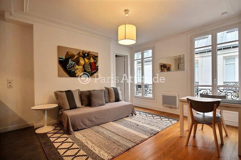 Rent furnished Apartment 2 Bedrooms 60m² rue des Vinaigriers, 75010 Paris