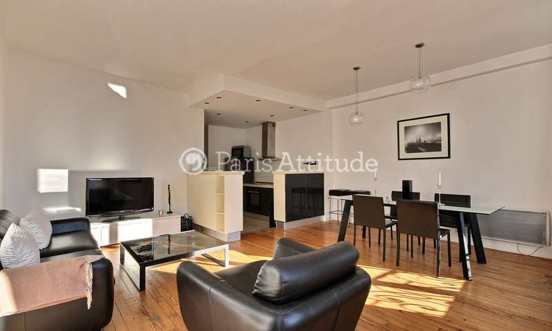 Rent Apartment 1 Bedroom 56m² rue Saint Honore, 1 Paris