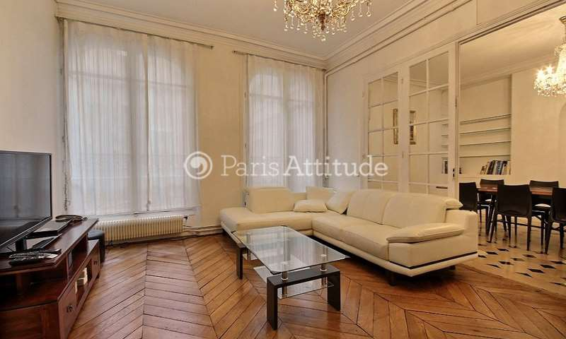 Rent Apartment 2 Bedroom 85m² rue Saint Louis en l Île, 75004 Paris