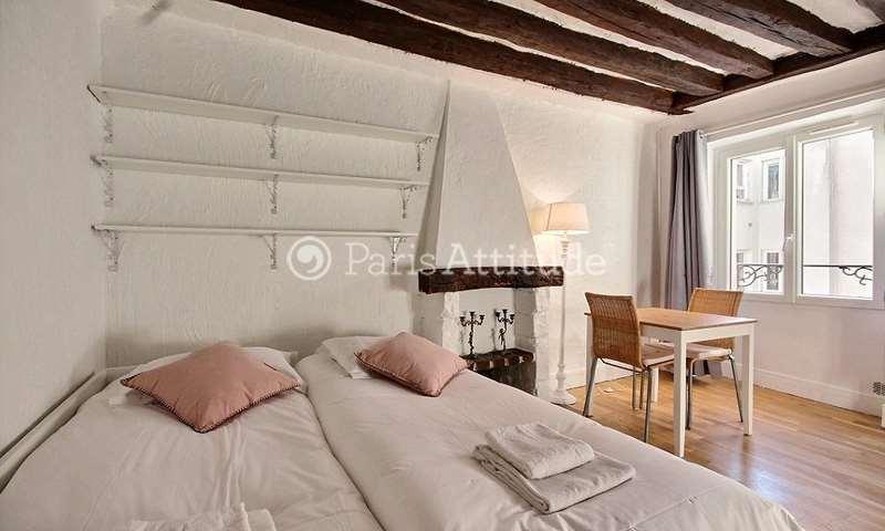 Aluguel Apartamento Quitinete 22m² rue Herold, 75001 Paris