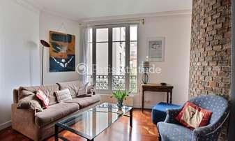 Rent Apartment 2 Bedrooms 63m² rue de la Villette, 19 Paris