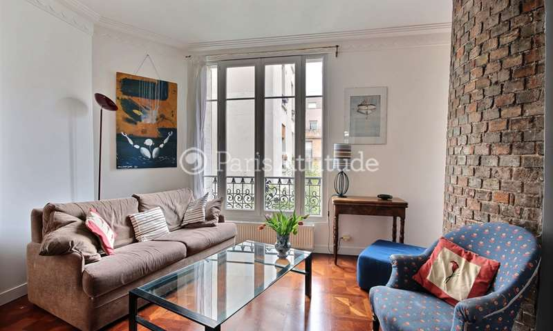 Rent Apartment 2 Bedroom 63m² rue de la Villette, 75019 Paris