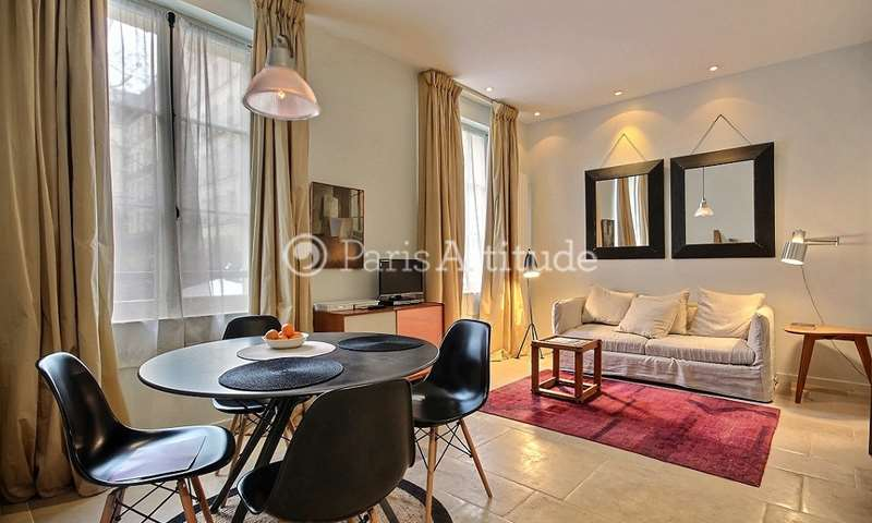 Rent Apartment 1 Bedroom 40m² rue de Martignac, 75007 Paris