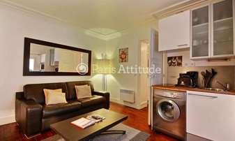 Rent Apartment 1 Bedroom 28m² rue Saint Honore, 1 Paris