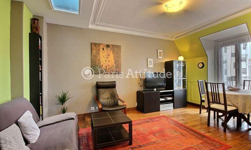 Rent Apartment 2 Bedrooms 50m² rue du Platre, 4 Paris