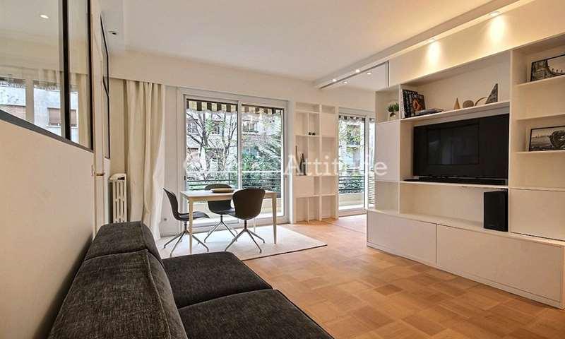 Rent Apartment 1 Bedroom 46m² boulevard Maurice Barres, 92200 Neuilly sur Seine