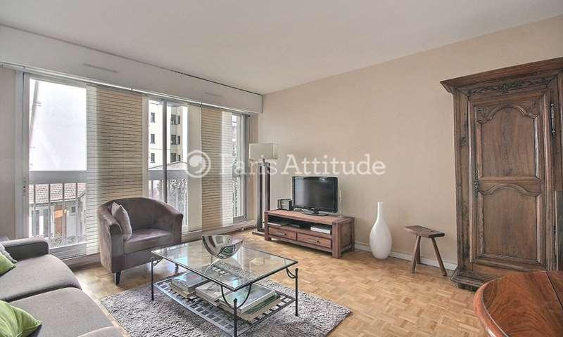 Location Appartement 1 Chambre 49m² rue Saint Charles, 15 Paris