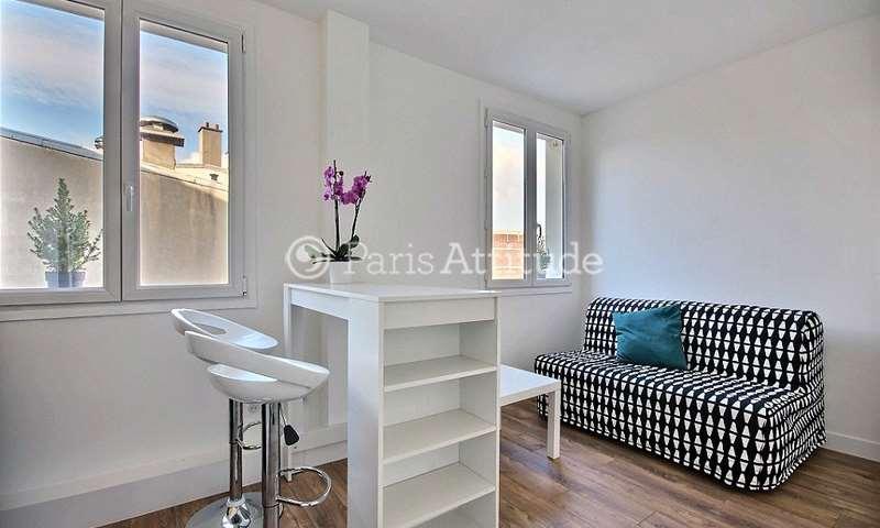 Location Appartement Studio 18m² rue Leo Delibes, 75016 Paris