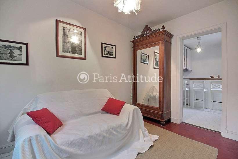 Louer Appartement meublé 1 Chambre 30m² rue Pergolese, 75016 Paris