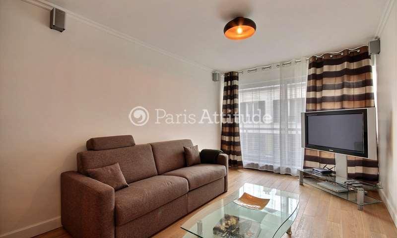 Aluguel Apartamento 1 quarto 55m² rue Boileau, 16 Paris