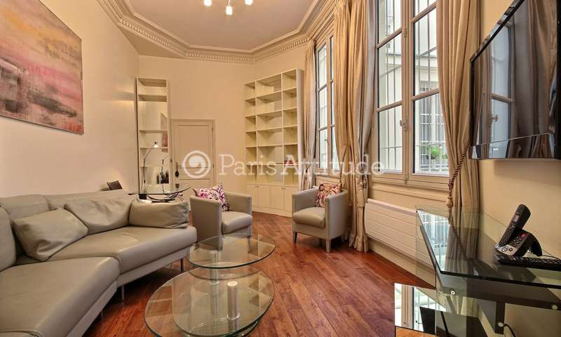 Location Appartement 1 Chambre 49m² rue Coquilliere, 1 Paris