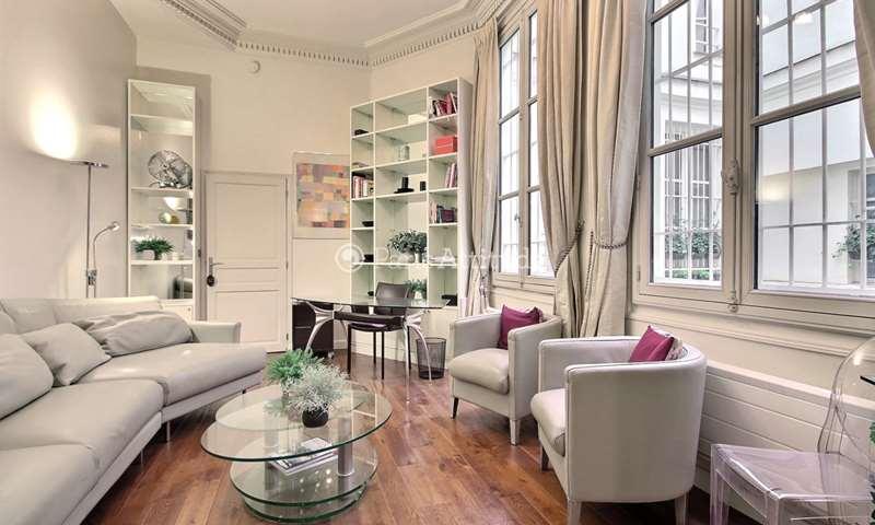 Location Appartement 1 Chambre 49m² rue Coquilliere, 75001 Paris