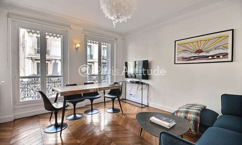 Rent Apartment 1 Bedroom 45m² rue Gerando, 9 Paris
