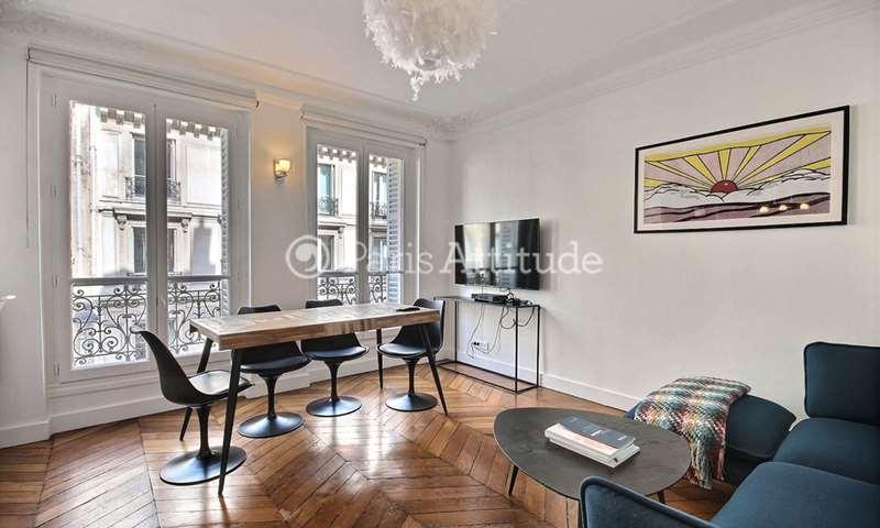 Rent Apartment 1 Bedroom 45m² rue Gerando, 9 Paris