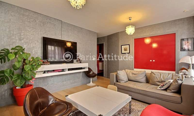 Rent Apartment 2 Bedroom 64m² rue Friant, 75014 Paris