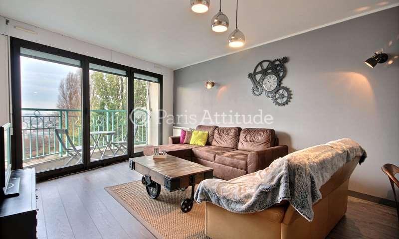 Rent Apartment 2 Bedrooms 69m² rue Piat, 20 Paris