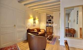 Rent Apartment 1 Bedroom 34m² rue du Cardinal Lemoine, 5 Paris