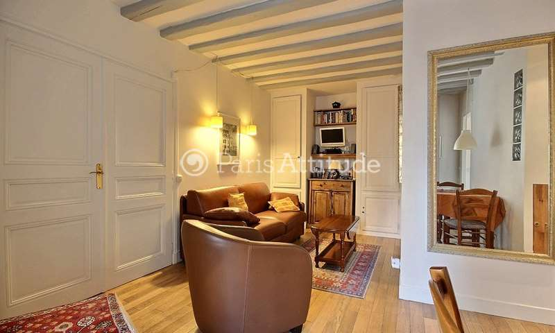 Location Appartement 1 Chambre 34m² rue du Cardinal Lemoine, 75005 Paris