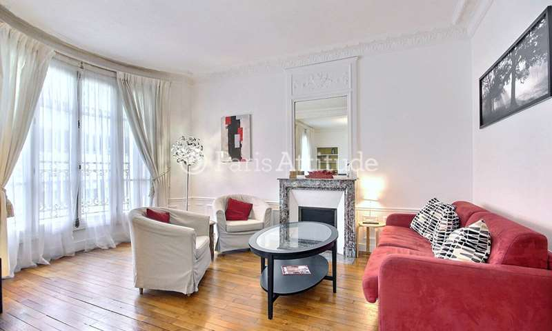 Rent Apartment 2 Bedrooms 107m² rue Desaix, 15 Paris