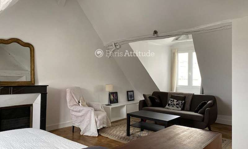 Location Appartement Studio 40m² rue charles francois Dupuis, 75003 Paris