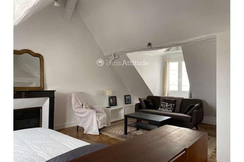 Aluguel Apartamento mobiliado Quitinete 40m² rue charles francois Dupuis, 75003 Paris