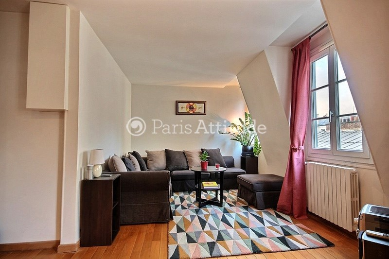 Rent Apartment 1 Bedroom 43m² Cité de l'Alma, 75007 Paris