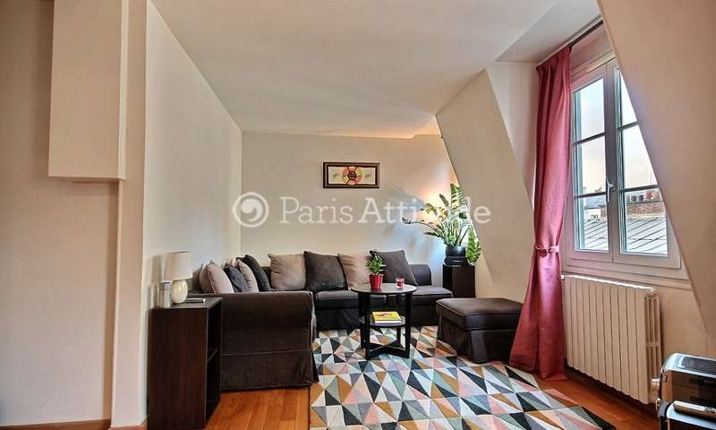 Rent Apartment 1 Bedroom 43m² Cité de l'Alma, 7 Paris