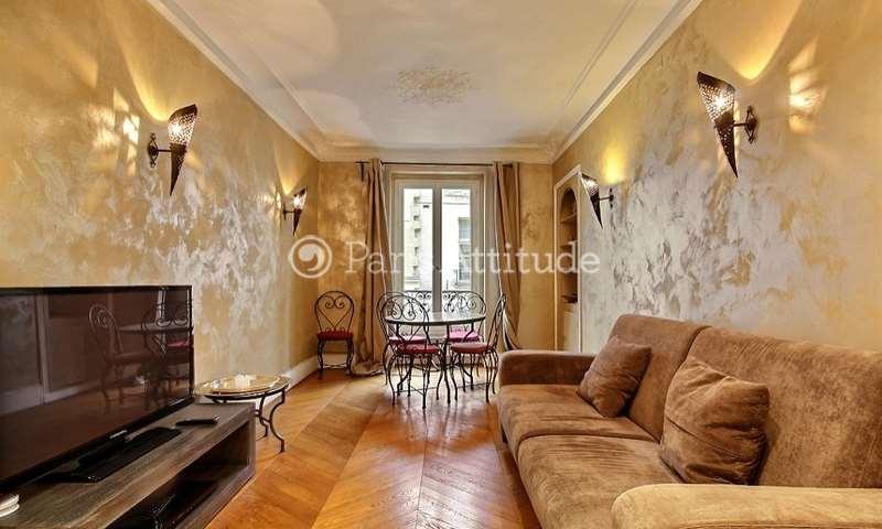Rent Apartment 1 Bedroom 42m² rue des Rosiers, 4 Paris