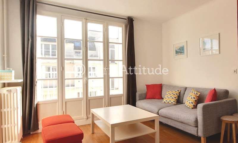 Location Appartement 1 Chambre 55m² rue Boileau, 16 Paris