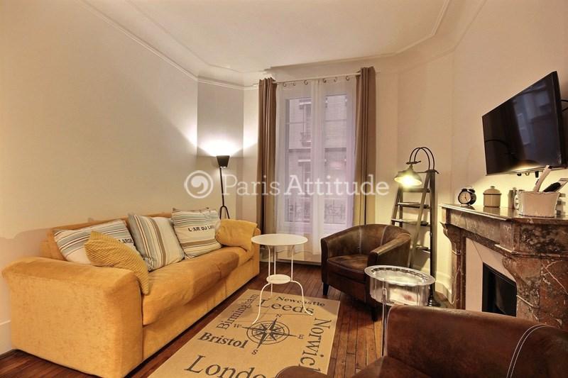 Rent Apartment 2 Bedroom 56m² rue Fenoux, 75015 Paris