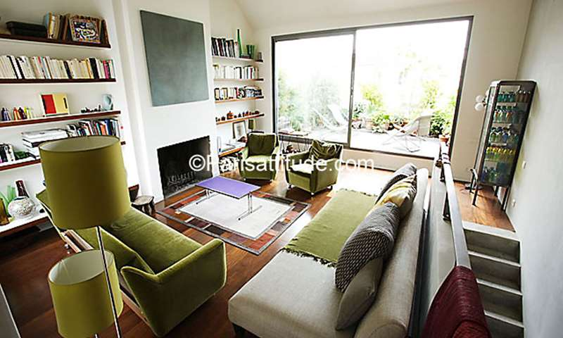 Rent Penthouse 5 Bedrooms 310m² rue des Messageries, 10 Paris