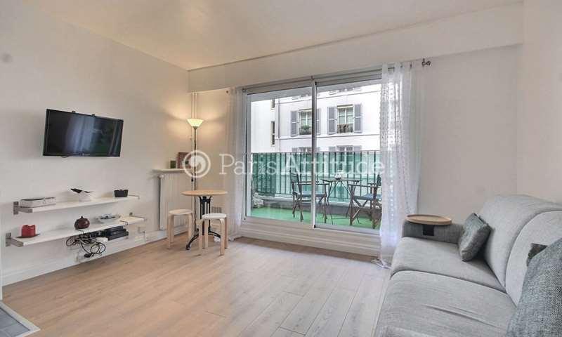 Aluguel Apartamento Quitinete 22m² rue de la Tour, 16 Paris