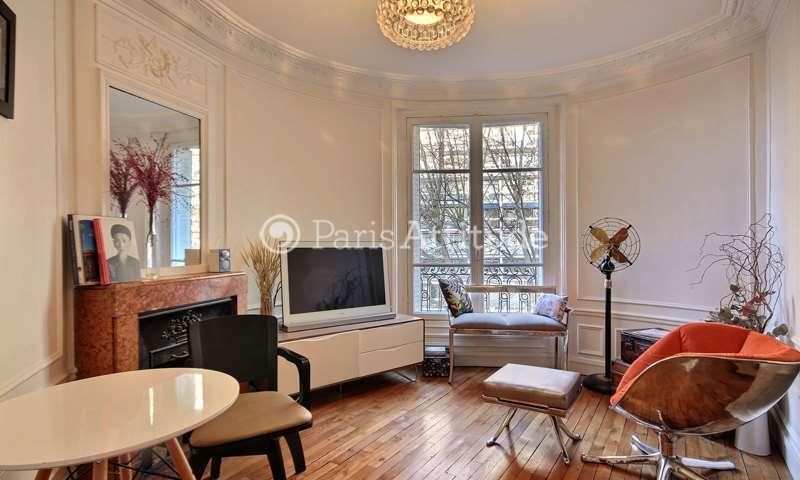 Rent Apartment Alcove Studio 36m² rue Dareau, 14 Paris