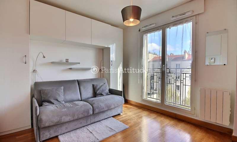 Rent Apartment Studio 18m² Cite Voltaire, 75011 Paris