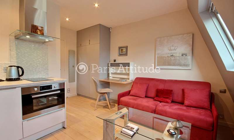 Rent Apartment Studio 15m² rue d Artois, 75008 Paris