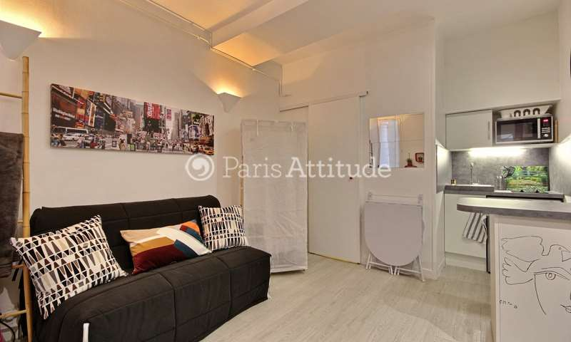 Rent Apartment Studio 17m² rue des Lombards, 1 Paris