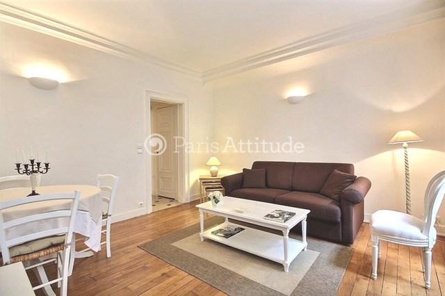 Rent Apartment 1 Bedroom 50m² rue des Mathurins, 75008 Paris