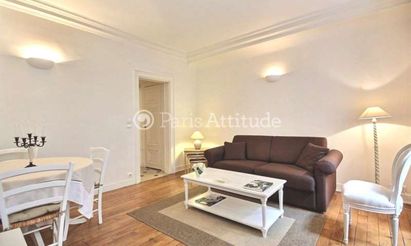Rent Apartment 1 Bedroom 50m² rue des Mathurins, 75008 Paris